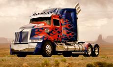 Le nouveau look d'Optimus Prime dévoilé ?