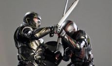 Découvrez Unified Weapon Master, le combat de gladiateurs du futur