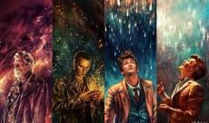 Doctor Who : Le script des 50 ans avec le 9ème Docteur sera publié