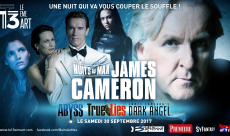 Les Nuits au Max rendent hommage à James Cameron