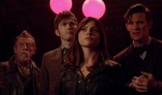 Doctor Who : Steven Moffat revient sur ce qu'a failli être l'épisode des 50 ans