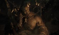 Une première photo d'Orgrim dans le film Warcraft