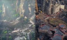 Star Wars : Disney dévoile l'avancée du parc Galaxy's Edge en vidéo