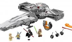 Un nouveau set pour le Sith Infiltrator chez Lego