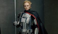 Star Wars : Gwendoline Christie revient sur l'importance de Phasma pour la représentation des personnages féminins