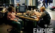 Ready Player One : Mark Rylance et Simon Pegg créent l'OASIS en images