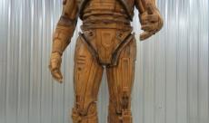 La statue de Robocop bientôt installée à Détroit