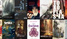 Les romans du mois de l'imaginaire - partie 2