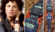 Alien : un artiste recrée la montre d'Ellen Ripley