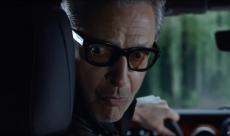 Jeff Goldblum rejoue une scène culte de Jurassic Park pour une pub Jeep