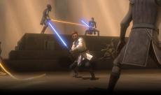 Un extrait de la saison six de Star Wars : The Clone Wars