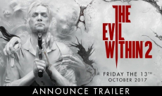 E3 2017 : Bethesda annonce The Evil Within 2