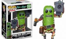 Rick and Morty : Funko dévoile deux Pop à la gloire de Pickle Rick