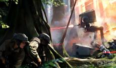 Un concept art inédit pour Star Wars Battlefront