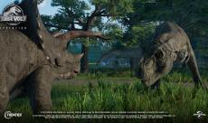 Jurassic World Evolution commence à dévoiler ses dinosaures en vidéo