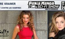 Clare Kramer viendra fêter les 20 ans de Buffy à Paris Manga