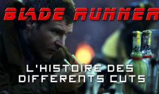 VIDÉO : l'histoire des différents cuts de Blade Runner