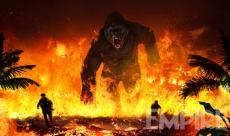 Un concept art furieux pour Kong : Skull Island