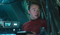 Simon Pegg nous en dit un peu plus sur le fameux Star Trek de Tarantino