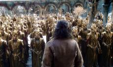 Le Hobbit : La Bataille des Cinq Armées fait un carton en salles