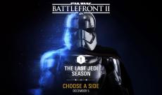 Star Wars Battlefront II dévoile son contenu inspiré par Les Derniers Jedi