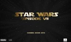 Un trailer tout proche pour Star Wars VII ?
