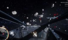 Un jeu Star Wars spatial avorté se dévoile en vidéo
