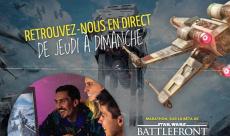 LIVE : ARTS débarque sur Twitch avec Star Wars Battlefront