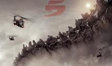 Un artbook pour Godzilla