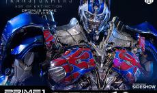 Sideshow annonce une incroyable figurine d'Optimus Prime