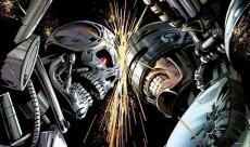 Terminator et Robocop s'affrontent dans une Rap Battle