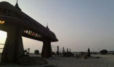 Star Wars VII : de nouvelles images du tournage d'Abu Dhabi