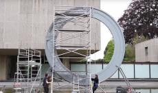 Une exposition belge s'offre une Stargate grandeur nature