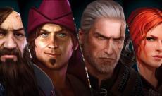 Le jeu de plateau The Witcher se montre en vidéo