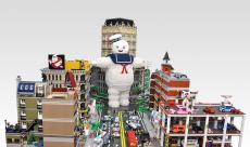 LEGO envahit une nouvelle fois le Mini World Lyon