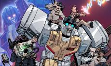 Les Transformers et Ghostbusters vont se rencontrer en comics - et en jouets