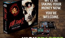 Evil Dead 2 sera bientôt un jeu de plateau