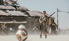 Pas de trailer ou de nouvelles images pour Star Wars : The Force Awakens à la San Diego Comic Con