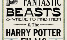 La Galerie Arludik annonce une exposition Harry Potter x Fantastic Beasts