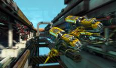Un teaser explosif pour Strike Vector EX