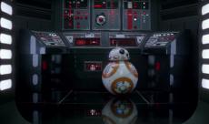 The Force Awakens : Chewbacca et BB-8 font équipe pour une publicité