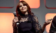 Felicity Jones est l'interprète la mieux payée de Rogue One