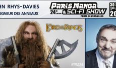 John Rhys-Davis (Gimli) sera l'invité du prochain Paris Manga