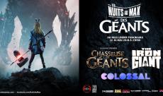 Les Nuits au Max annoncent une spéciale géants autour du film I Kill Giants