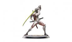 Overwatch : Blizzard dévoile une superbe statue de Genji