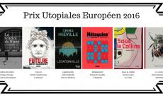 Les Utopiales dévoilent leur sélection des prix Européens