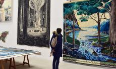 Tolkien : La Terre du Milieu se découvre en tapisserie à Aubusson