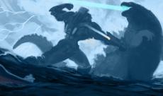 Steven DeKnight espère un crossover avec King Kong et Godzilla après Pacific Rim 3