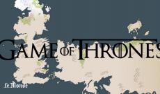 La situation géopolitique de Game of Thrones en quatre minutes
