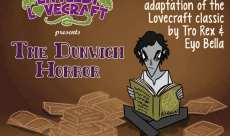 Littlest Lovecraft : L'Abomination de Dunwich